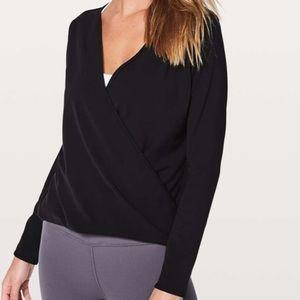 Lululemon freedom long sleeve blouse top 6